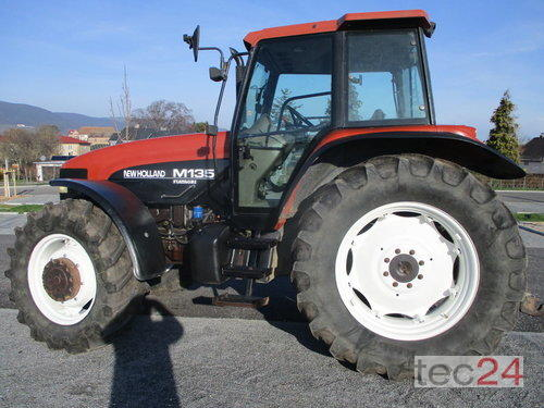 Tractor New Holland - M135
