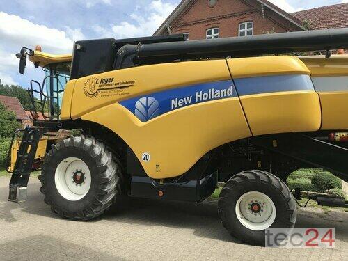 New Holland Cx8090 Bouwjaar 2007 Brietlingen