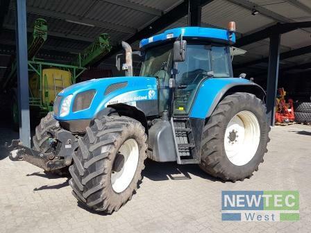 New Holland T 7550 Baujahr 2009 Allrad