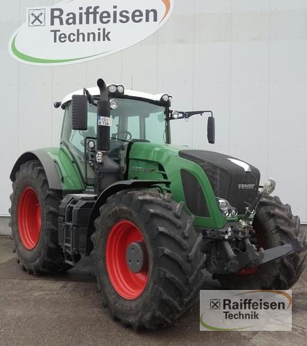 Fendt 939 Vario SCR Rok produkcji 2014 Czterokolowy