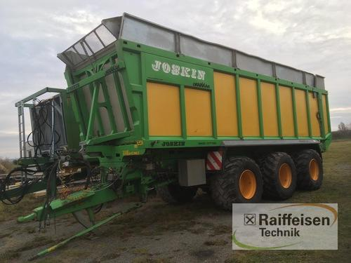 Joskin Drakkar 8600 / 37t180 - Abschieber Year of Build 2013 Kruckow