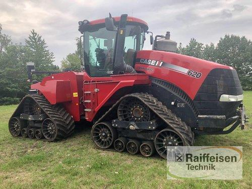 Case IH Quadtrac 620 - Neues Getriebe Year of Build 2014 Kruckow