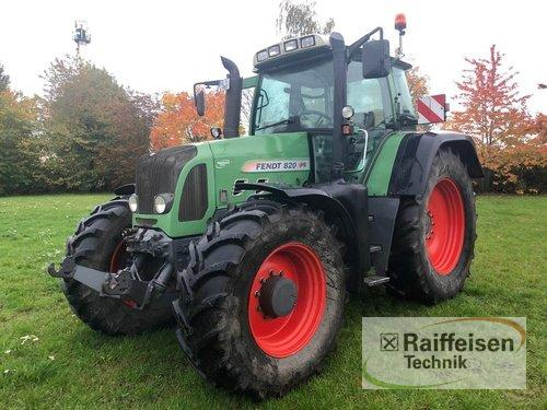 Fendt 820 Vario TMS Year of Build 2008 4WD