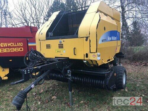 New Holland BR 7070 CropCutter Baujahr 2012 Kruckow