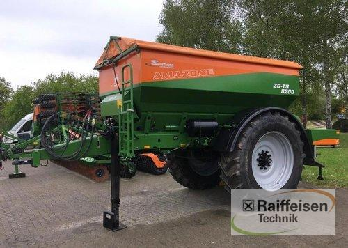 Amazone Zg-Ts 8200 Profis Hydro Year of Build 2015 Kruckow