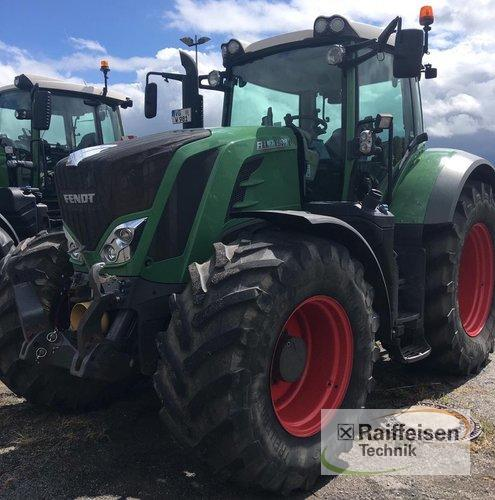 Fendt 828 Vario S4 Profi Plus Year of Build 2015 4WD