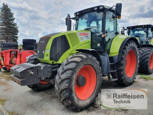 Claas Axion 810 Cmatic Årsmodell 2009 4-hjulsdrift