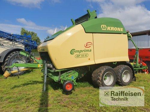 Krone Comprima Cf 155 Xc X-Treme Year of Build 2016 Kruckow