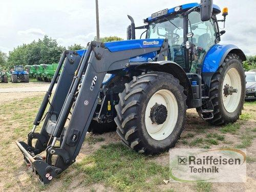 New Holland T 7.220 Auto Command Frontlader Baujahr 2015