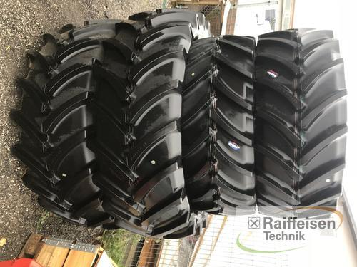 Mitas 540/65 R30 + 650/65 R42 Year of Build 2018 Elmenhorst-Lanken