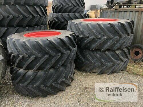 Michelin 600/60 R30 + 710/60 R42 Elmenhorst-Lanken