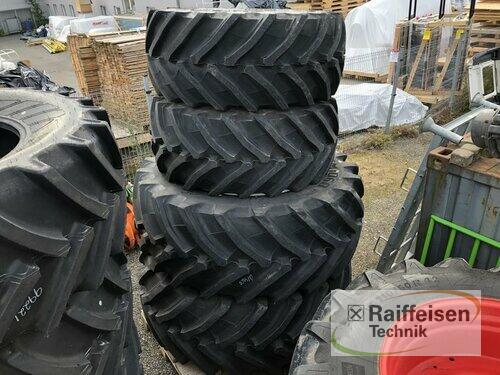 Trelleborg 600/60 R30 + 710/60 R42 Tm1060 Rok produkcji 2018 Elmenhorst-Lanken