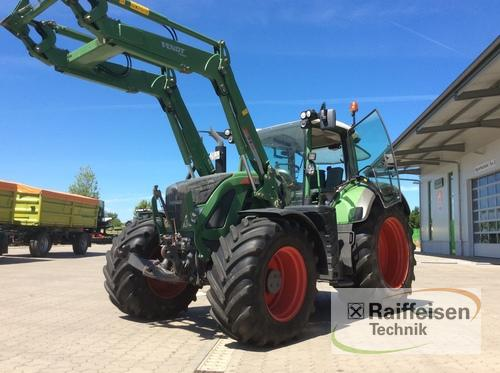 Traktor Fendt - 724 Profi Plus