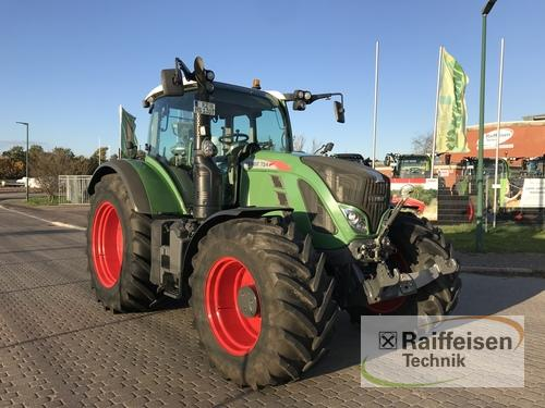 Fendt 724 Profi Plus