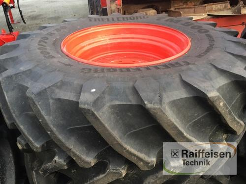 Trelleborg 600/70 R30 + 650/85 R38 Year of Build 2018 Bad Oldesloe