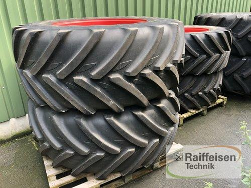 Michelin 600/60 R28 + 710/60 R38 Bad Oldesloe