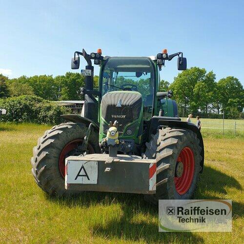 Fendt 720 Vario S4 Baujahr 2016 Allrad