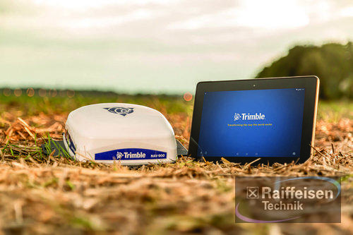 Trimble Gfx750 Rtk Autopilot Bad Oldesloe
