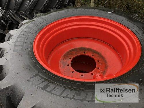 Michelin 480/70 R34 + 520/85 R46 Rok výroby 2019 Bad Oldesloe