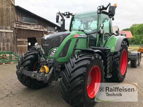 Fendt 718 Vario S4 Profi Plus Baujahr 2015 Allrad