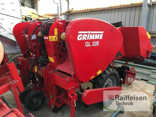 Grimme Gl 32 B Year of Build 2015 Bad Oldesloe