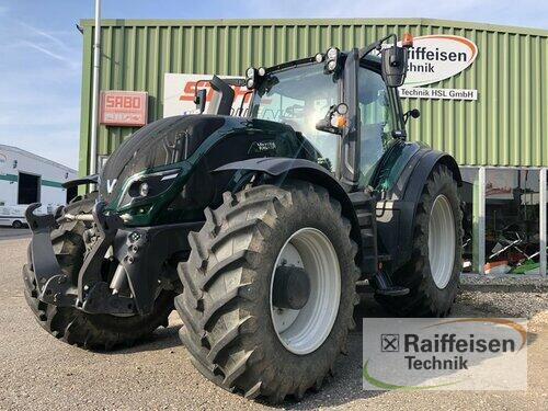 Valtra T 194 Active Año de fabricación 2019 Accionamiento 4 ruedas