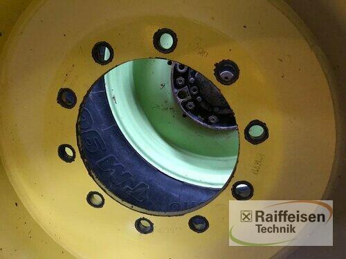 Michelin 750/55 R26 + 900/50 R42