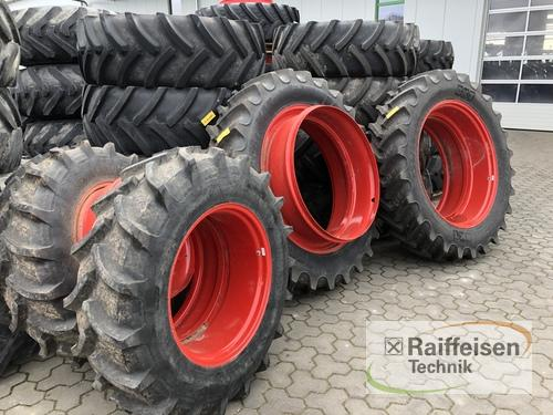 BKT 380/85 R30 + 420/80 R46 Zwillinge Year of Build 2016 Gadebusch