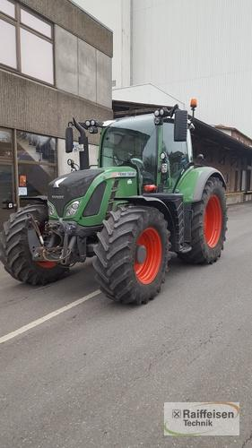 Fendt 720 Vario Profi Anul fabricaţiei 2014 Tracţiune integrală 4WD