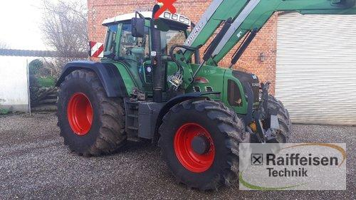 Fendt 820 Vario TMS Front Loader Year of Build 2010