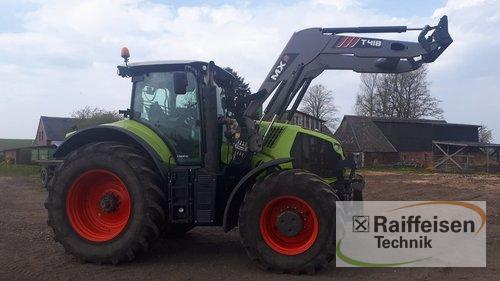 Claas Axion 830 Cmatic Front Loader Year of Build 2014