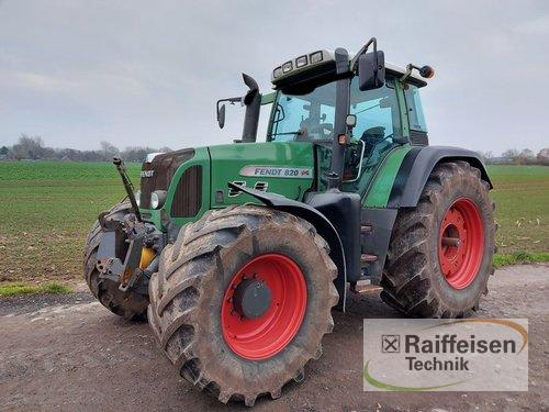 Fendt 820 Vario Year of Build 2011 4WD