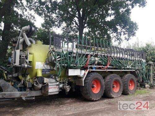 Garant Pumptankwagen 27000 Liter Tridem Byggeår 2012 Kisdorf