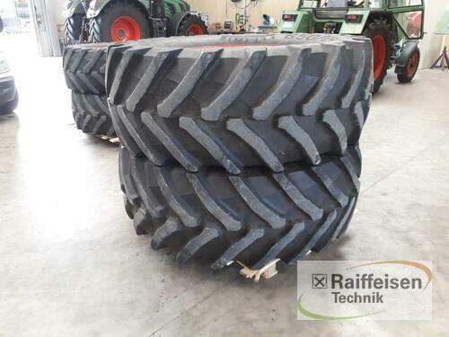 Pirelli Räder 2x 540/65r28 2x650/65r38