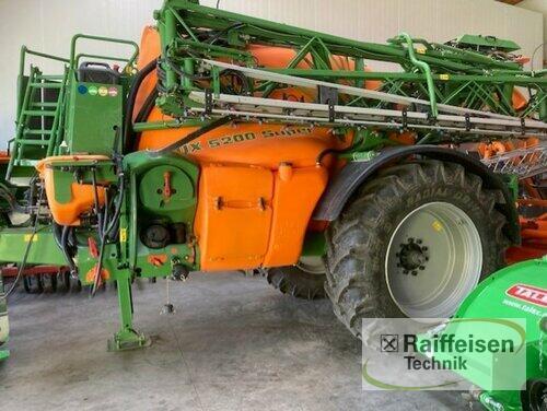 Amazone Ux 5200l Baujahr 2012 Lohe-Rickelshof