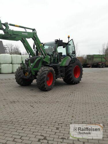 Fendt 512 Vario SCR Profi Ladowarka przednia Rok produkcji 2013