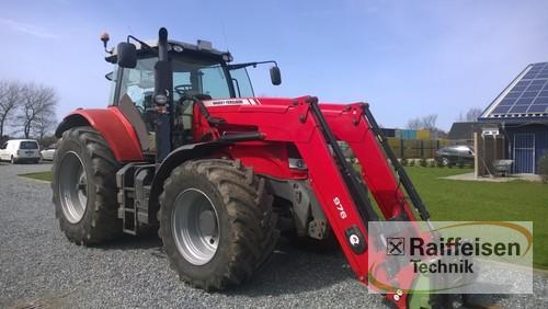 Massey Ferguson MF 7620 Front Loader Year of Build 2012