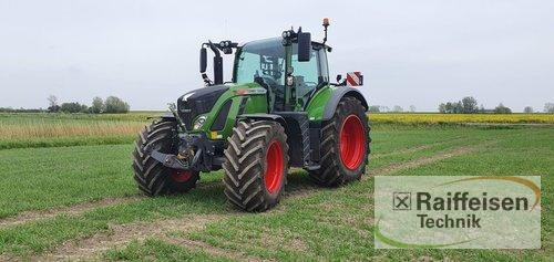Fendt 724 Vario S4 Profi Plus Year of Build 2020 4WD