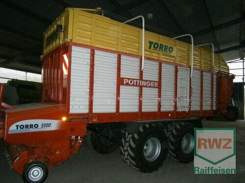 Pöttinger Torro 5100 D Anul fabricaţiei 2005 Kruft