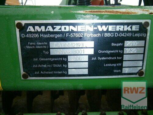 Amazone Catros 3001 Baujahr 2010 Kruft