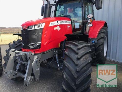 Massey Ferguson MF 7722S Dyna-VT Exclusive Baujahr 2018 Allrad