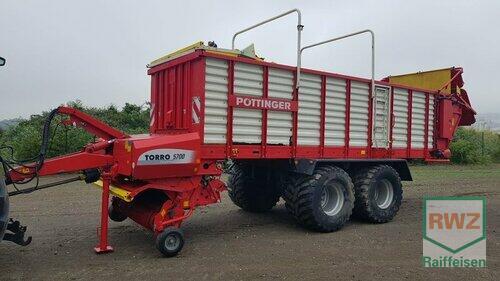 Pöttinger Torro 5700 D Powermatic Baujahr 2012 Kruft