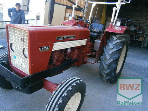 Case IH 624 Kruft