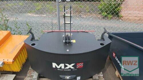 MX Mailleux Multimass 600 kg