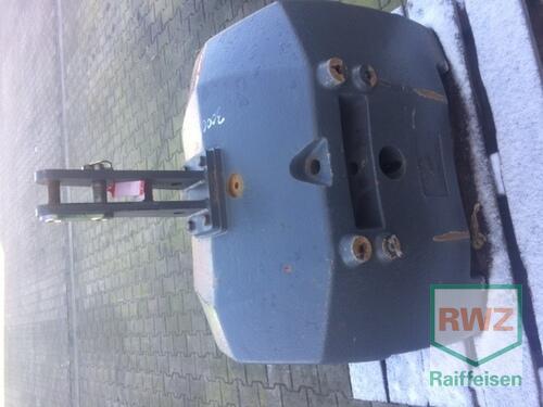 Massey Ferguson Stahlgussfrontgewicht 1.500kg