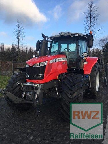 Massey Ferguson 7718 S Exclusiv Year of Build 2018 4WD