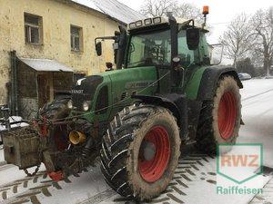 Traktor Fendt 818 Vario TMS Bild 0