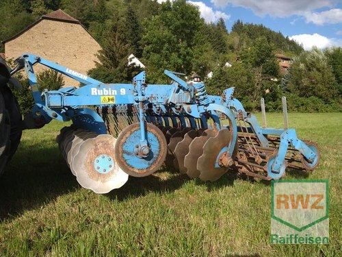 Lemken Rubin 9/300 Ue Year of Build 2007 Kusel