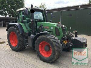 Traktor Fendt Fendt 714 mit Frontlader  2100 Std Bild 0