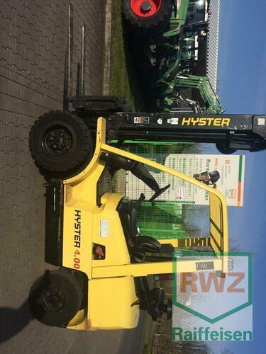 Gabelstapler Hyster - Hyster 4.00 Frontstapler